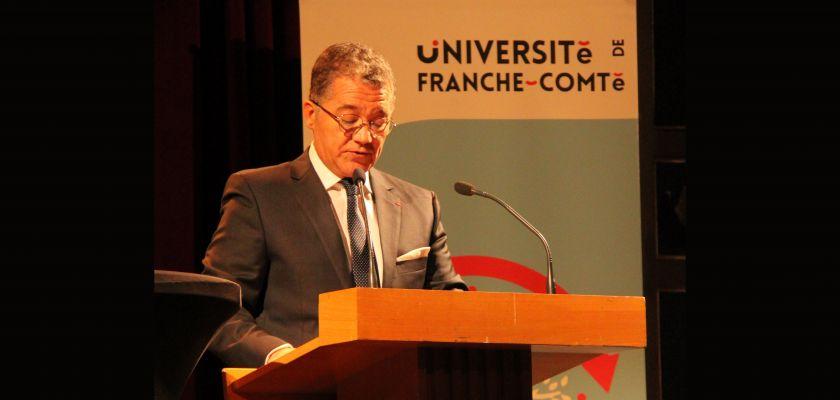 Retour sur la cérémonie des vœux du Président de l'Université