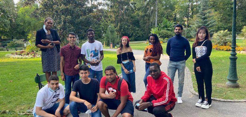 Accueil des étudiants internationnaux IUT de Vesoul