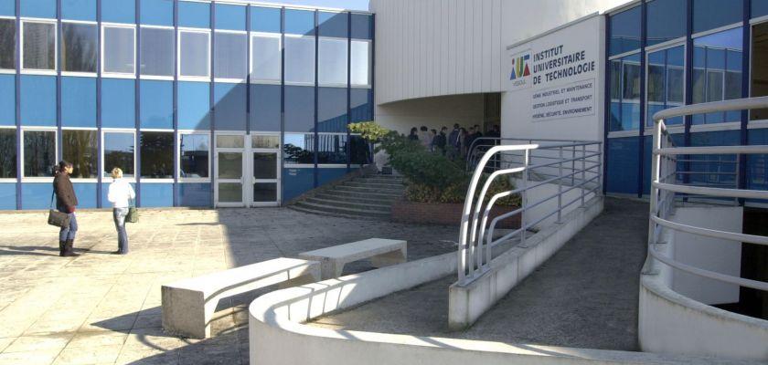 Bâtiment de l'IUT Besançon-Vesoul