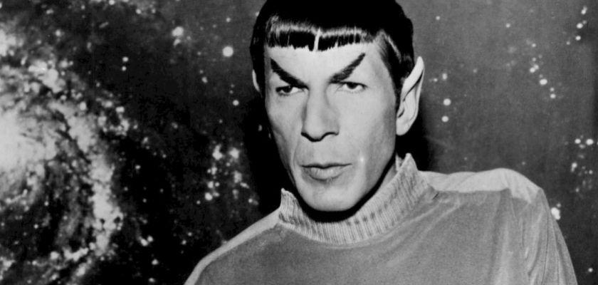 Portrait de M. Spock