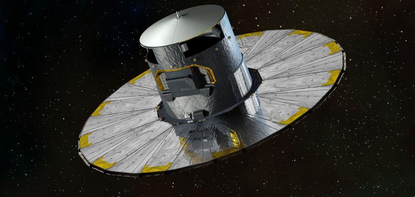 Un satellite fait main