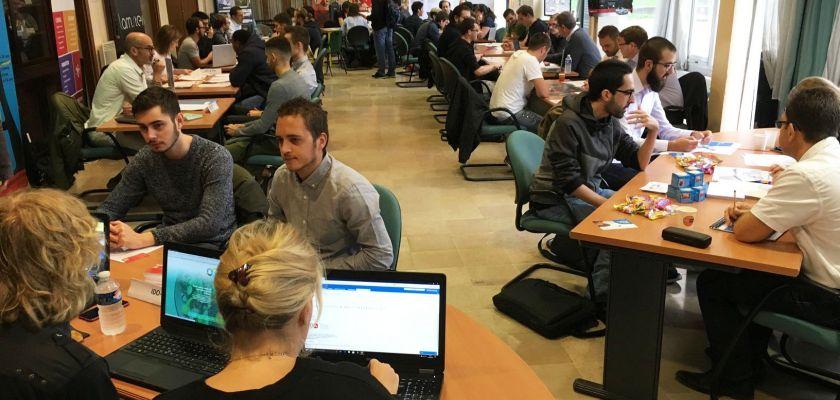 Rencontre étudiants entreprises
