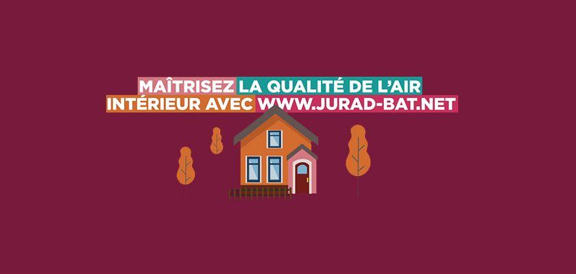 Maîtrisez la qualité de l'air intérieur avec www.jurad-bat.net