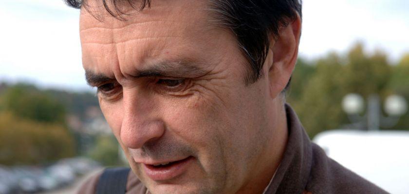 Portrait d'Eric Prédine