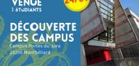 découverte du campus