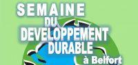 Semaine du développement durable à l'IUT de Belfort-Montbéliard avec Vélocampus du lion