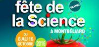 Le village des sciences s'installe à Montbéliard les 8 et 9 octobre 2016!