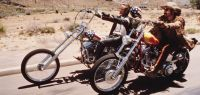 """Scène du film """"Easy Rider"""""""