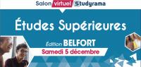 Studyrama : salon virtuel des études supérieures de Belfort