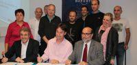 Neuf ligues et comités régionaux à l'UPFR des Sports