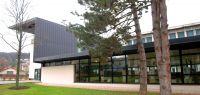 Vue extérieure des bâtiments de l'IUFM de Lons-le-Saunier