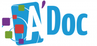 Logo de l'association A'Doc