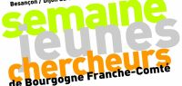 Logo Semaine des jeunes chercheurs 2014