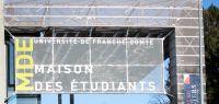 Campus de la bouloie à Besançon