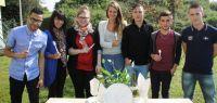 """Les étudiants du projet """"Montbio"""""""