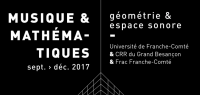 """Visuel 2017 du cycle """"Musique & Mathématiques"""""""