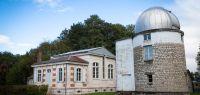 Le pavillon de la méridienne et de l'astrographe de l'Observatoire de Besançon