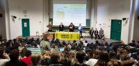 Remise des prix du concours de nouvelles d'Amnesty International