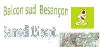 Affiche Rando Besançon