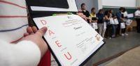Cérémonie de remise des diplômes du DAEU
