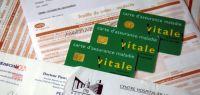 Carte vitale, feuilles de soins, ordonnances
