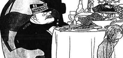 Une vieille caricature