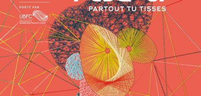 """Biennale #arts #sciences """"Réseaux - Partout tu tisses"""" 2020-2021"""
