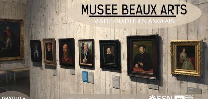 BACK TO CULTURE ● Musée des Beaux-Arts