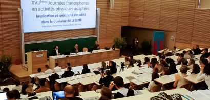 amphi colloque AFAPA