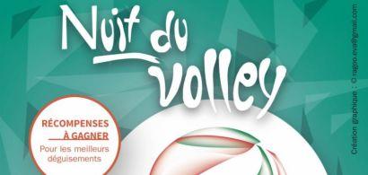 La Nuit du Volley revient sur le campus de Montbéliard!