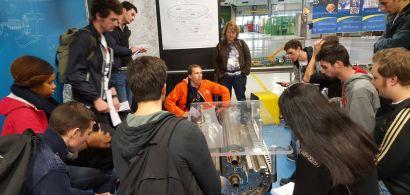 Découverte du CERN par les étudiants en Mesures Physiques