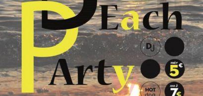 Beach Party #3 de la MéMO le 2 juin!