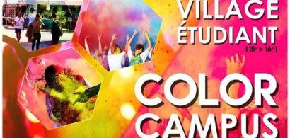 Une color campus à montbéliard pour accueillir les étudiants du Nord Franche-Comté le 29 septembre