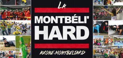 Les étudiants de la lice pro communication et événementiel en mission pour La Montbéli'Hard