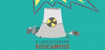 Assemblée générale d'Eco-Campus l'association à l'IUT de Belfort-Montbéliard le 24 octobre 2017