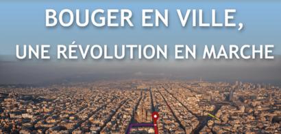 Affiche conférence Bouger en ville