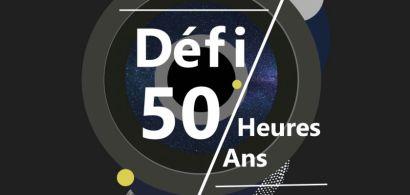 Défi 50 heures MMI pour les 50 ans de l'IUT de Belfort-Montbéliard