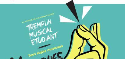 Finale régionale du Tremplin Musiques de RU