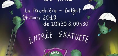 Printemps des Artishows 2019 à Belfort
