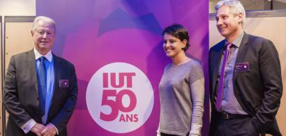 Les IUT fêtent leur 50 ans, 50 ans de réussite!