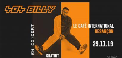404Billy x EDRF x Besançon