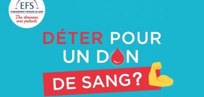 Challenge inter-facs pour le don du sang