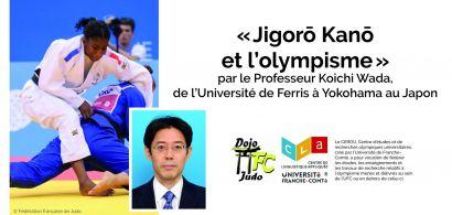 Jigorō Kanō et l'olympisme