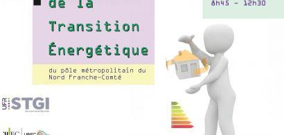 affiche Matinée de la Transition Energétique - conférence n°3