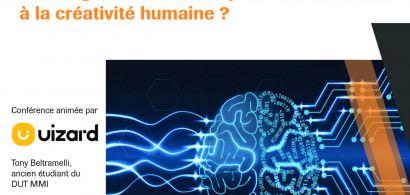 L'intelligence artificielle peut-elle contribuer à la créativité humaine ?