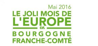 Affiche Joil mois de l'Europe 2016
