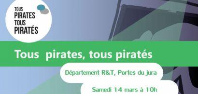 Tous pirates - Tous Piratés - département Réseaux et télécoms de l'IUT de Belfort-Montbéliard