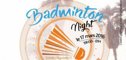 La MéMO, Maison des étudiants de Montbéliard, organise sa nuit du badminton le 17 mars.