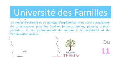 Université des familles : se former pour agir