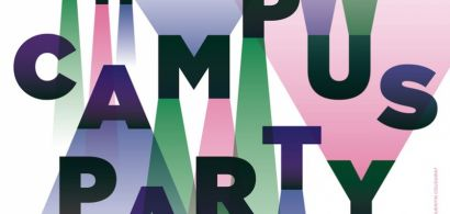 Affiche de The campus party